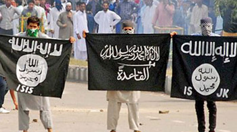 Five men in Hyderabad have been arrested for being suspected ISIS sympathizers.