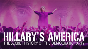 Hillary's America, Film by Dinesh D'Souza set to re-release Sep 2, 2016