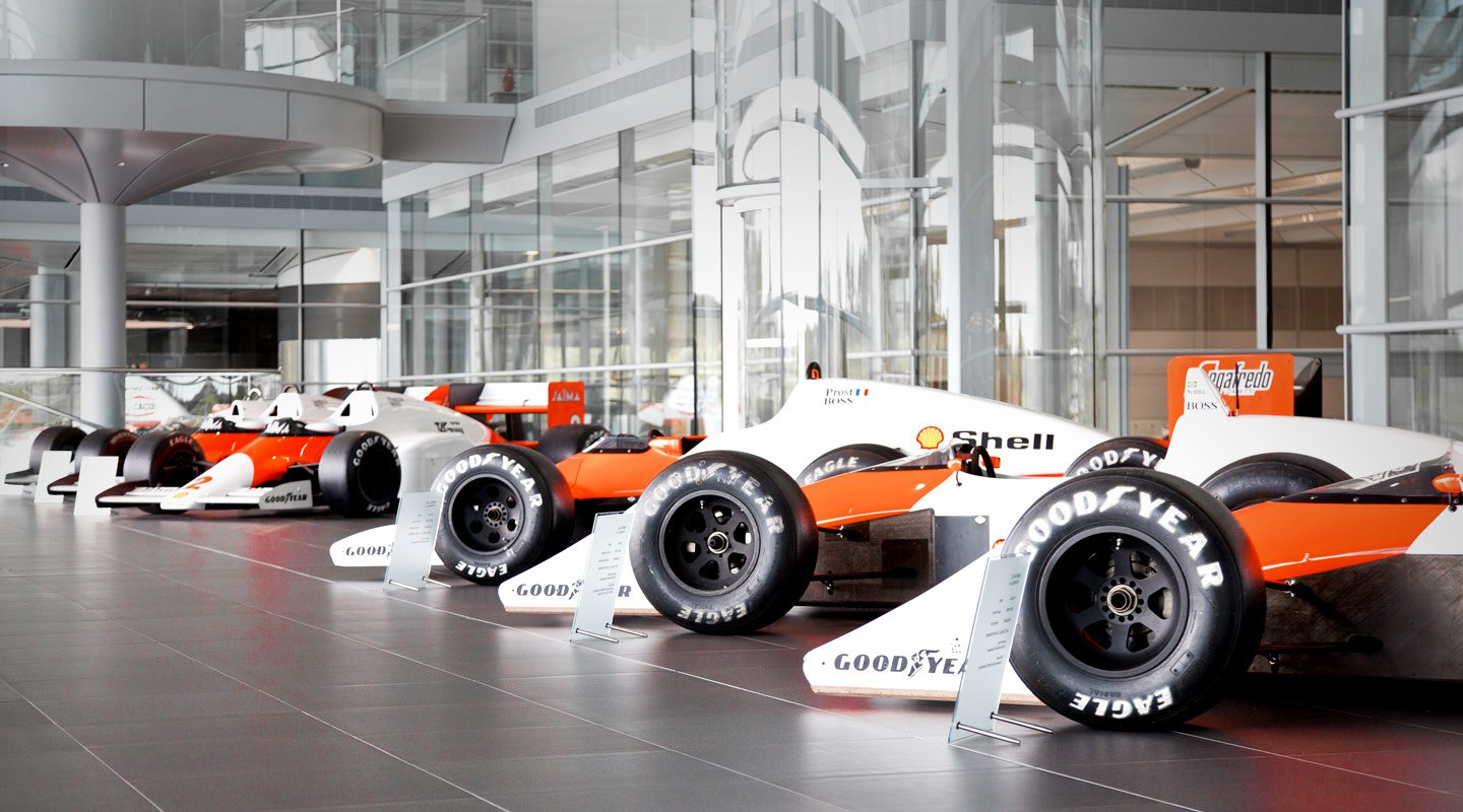 McLaren: talks of investment or sale to Apple are false