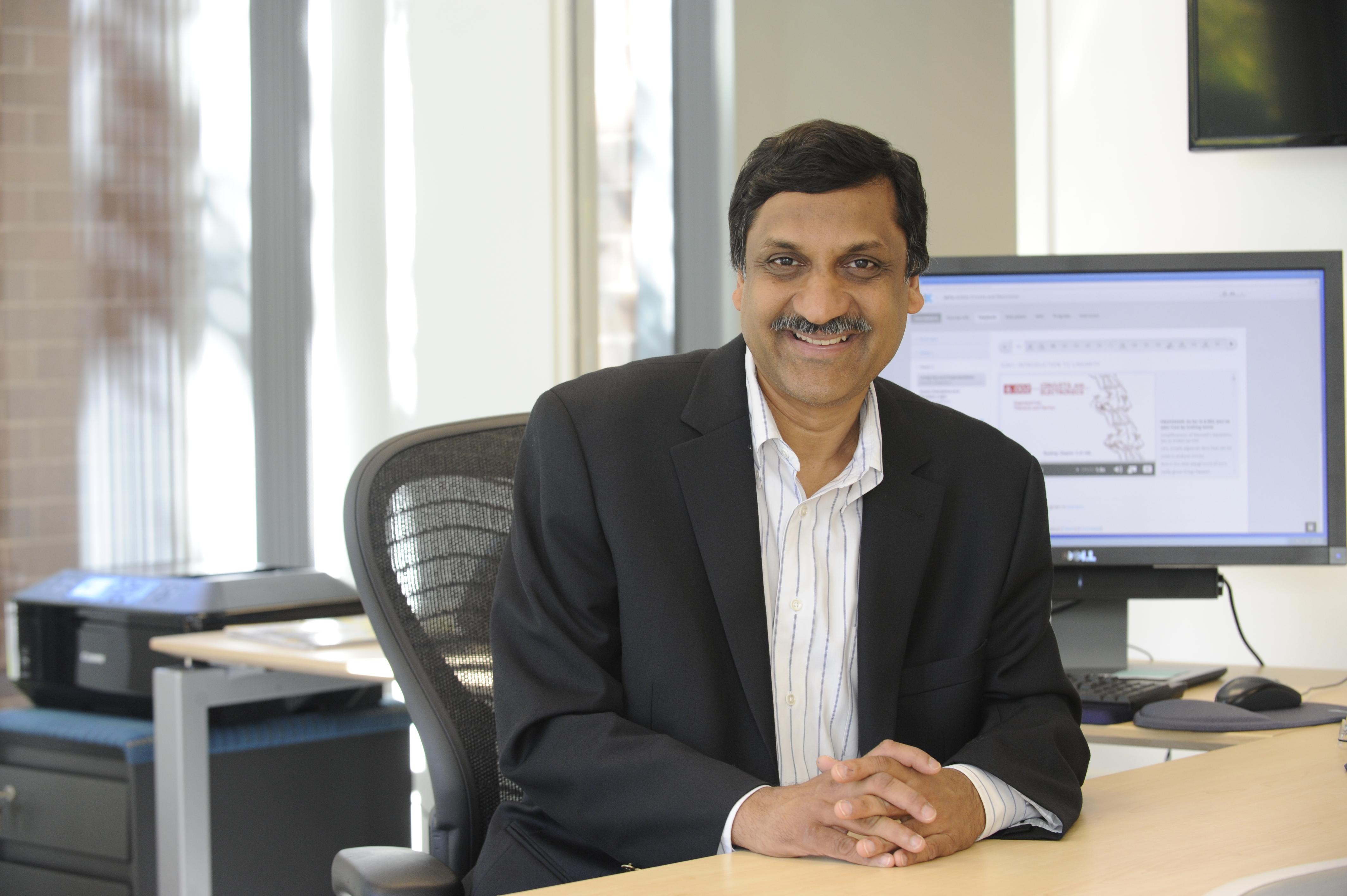 Anant Agarwal, edX CEO
