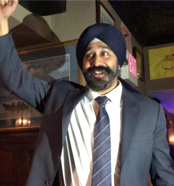 Ravi Bhalla elected the new Mayor of Hoboken, N.J.