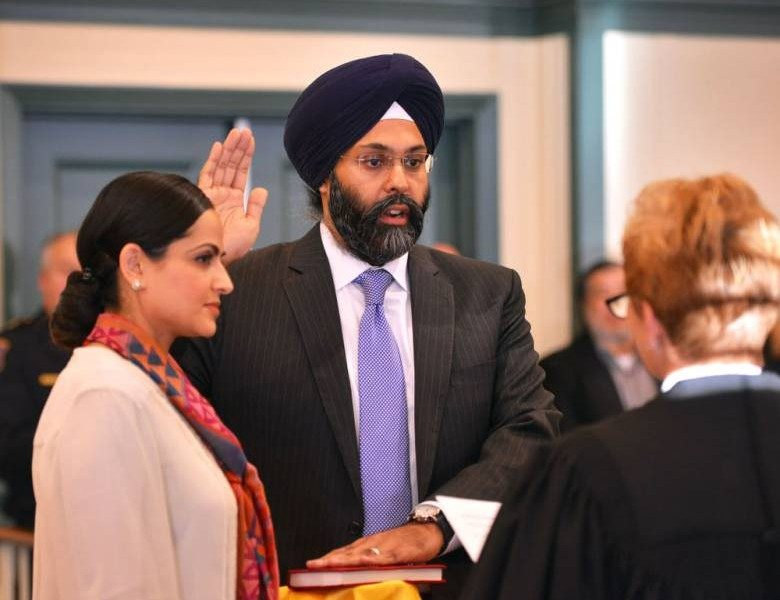 Indian American Gurbir Grewal nominated as attorney general of New Jersey