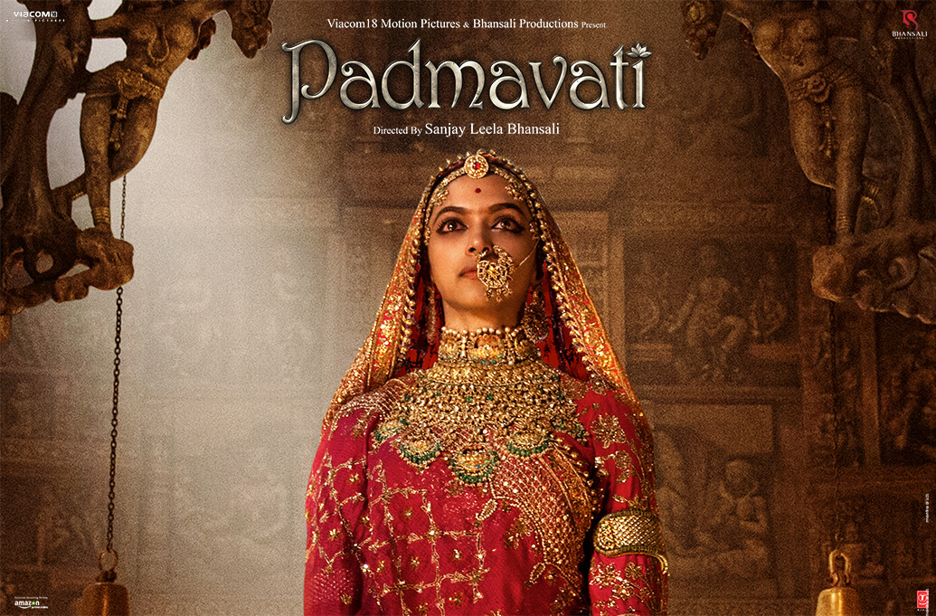 Mired in protests, the epic Bollywood film Padmavati awaits release