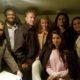 EXCLUSIVE: Sen. Rand Paul meets with members of the Republican Hindu Coalition in a private Newport Beach, CA reception. Left to right: Sudheer Chakka, Siva Moopanar, Senator Rand Paul, Kelley Paul, RHC Vice Chair Manasvi, Netra Chavan and Jyotsna Sharma