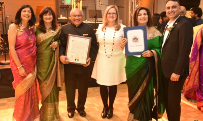 Maitri gets recognized by County Supervisor Cindy Chavez and Assemblymember Ash Kalra for their work